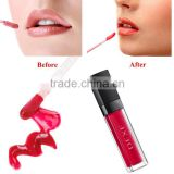 cosmetic set Dexe moisturizing lip gloss waterproof peel off lipstick