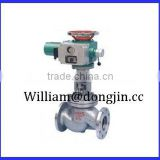 China high quality electric actuated globe control valve