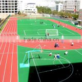 EPDM rubber granules/polyurethane binder rubber granules for athletic tracks-G-Y-151221-1