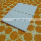 white handmade paper notebooks with cotton string tie for artisans, painters, kids crafts,