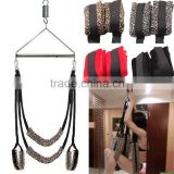 wholesale Couples Love swing Aid Fantasy Fetish Bondage Sex Swing For Adults Door                                                                         Quality Choice