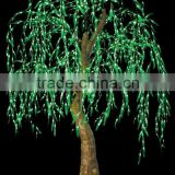 beautiful branches outdoor decorative willow led tree light,led willow tree,christmas tree