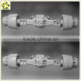 yutong wet brake axles truck tadem axle original parts axles machinery and equipment parts earth-moving machinery axle parts
