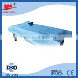Surgical bed sheet disposable bed cover spa bed cover salon and hotel disposable plastic bed covers