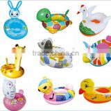 Animal design Inflatable kids boat / kids Boat Swimming Toy / inflatable animal toys for kids