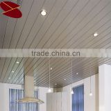 Wholesale Cleaning Power Aluminum decorative white strip ceiling tiles