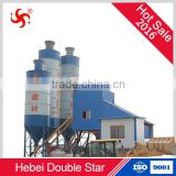 Mini high quality stantionary energy saving HZS35 concrete batching plant made in China price
