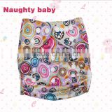 Eco friendly Cloth Diaper for baby, pocket cloth nappy, reusable and washable baby cloth diaper