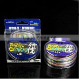 Super Smooth 8 Braid Wire 100m Boat Rafting Fishing Line 1m one Color PE Braided Mianline Tippet