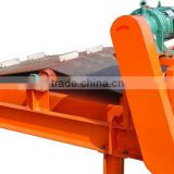 Light type overband belt permanent magnetic separator