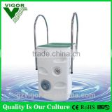 pool filter cartridge,activated carbon filter for swimming pool ,wall hung filter for swimming pool
