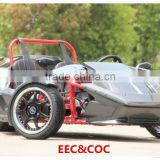Electric Start and Water Cooled Trike Roadster 250cc/300cc ZTR with CE and COC certificate in China