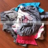 Dark color cotton wiping rags (new)