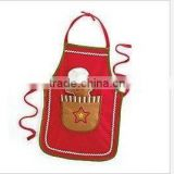 Nonwoven Kids apron for Christmas Day
