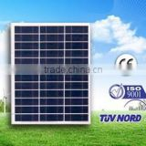 Reasonable Price ,High Conversion Solar Cells, 40w Solar Power Panel