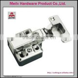 Good quality 95 degree opening angle steel hydraulic kitchen cabinet furniture cabinet door hinge