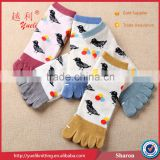 Swallow five toe sock used lonati sock knitting machines soft sock