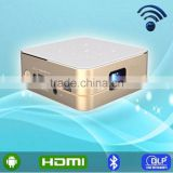 Portable low cost projector wifi bluetooth connection mobile phone projector android mini led Projector