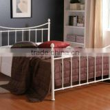 New Metal Small Double Bed Frame Bedroom Furniture 4ft