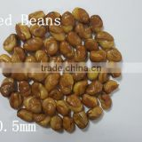 Snacks Food Fried Split Peeled Broad Beans supplier Beef Taste Sale,Friend Canned,Tin,FDA registered