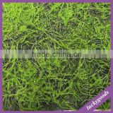 LTX007-LTX011 best selling decorative artificial wall mounted flocking moss