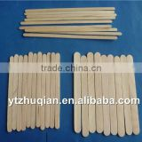 Wooden/plastic coffee stir sticks with PP plastic