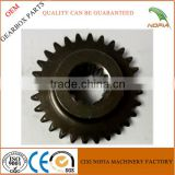 Small YM60 step gear kubota combine harvester spares parts for agricultural machinery bevel gear box