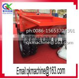 electric mining dumper truck/ electric self-discharging car for cargo/mini dumper 1 ton loading capacity