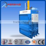 2015 Factory Direct Sale Hot Selling Recycling Industrial hydraulic used clothes and textile compress baler machine