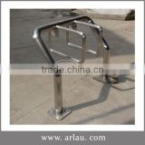 Arlau Unique Design Bicycle Working Stand,U-Type Bicycle Rack,Villa Used Bike Racks