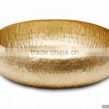 gold plated new design bowl