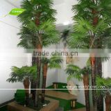 GNW APM033 Decorative Artificial Palm Tree 13ft High Indoor Outdoor Decoration Use For Sale