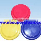 22.5cm colorful plastic toys flying saucer
