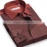New Design Mens Brand Blazer slim fit mens shirt design