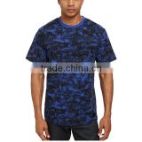 Stylish custom dry fit camouflage polo t shirt