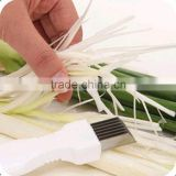 Onion Knife Cutter Graters Slicers Shredder Vegetable Tools Peelers And Zester Multi Chopper Sharp Scallion Kitchen knife KC1005