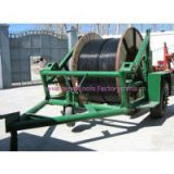 Cable Pulley Trailer,cable drum table,cable drum carriage