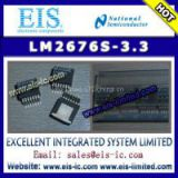 LM2676S-3.3 - NS (National Semiconductor) - SIMPLE SWITCHER High Efficiency 3A Step-Down Voltage Regulator