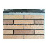 Smooth Customized Exterior Thin Brick With Wear Resistance Solid Void Ratio
