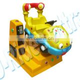 Telephone kiddie ride