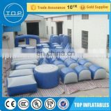 Hot selling arena inflatable speedball china bunker with En14960/EN15649