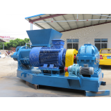 waste pet plastic bottle shredder crushing machine for cloth