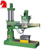 50mm radial drill machine