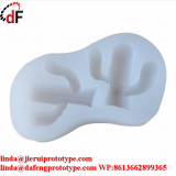 2018 Trending Products Vacuum Casting For Silicone Prototype Low Volume Production Manufacturing From China