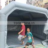 Hot sale inflatable mobile plastic car garage