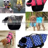 pet accessories pet dog clothes pet life jacket for swimming Safety clothing