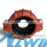ductile iron grooved flexible couplings
