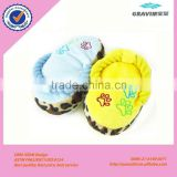 2015 hot sale colorful cute pet dog chew slipper toy flying disc