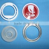 32mm Plastic metal CAP Closure for JAR Metal drum,High quality oil tin can lid/closure/cap.