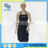 10203 black apron/cheap bulk aprons hairdressing apron professional/ customized hairdresser